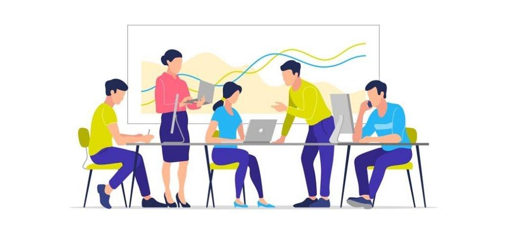 Como o fundador pode apoiar sua equipe de vendas