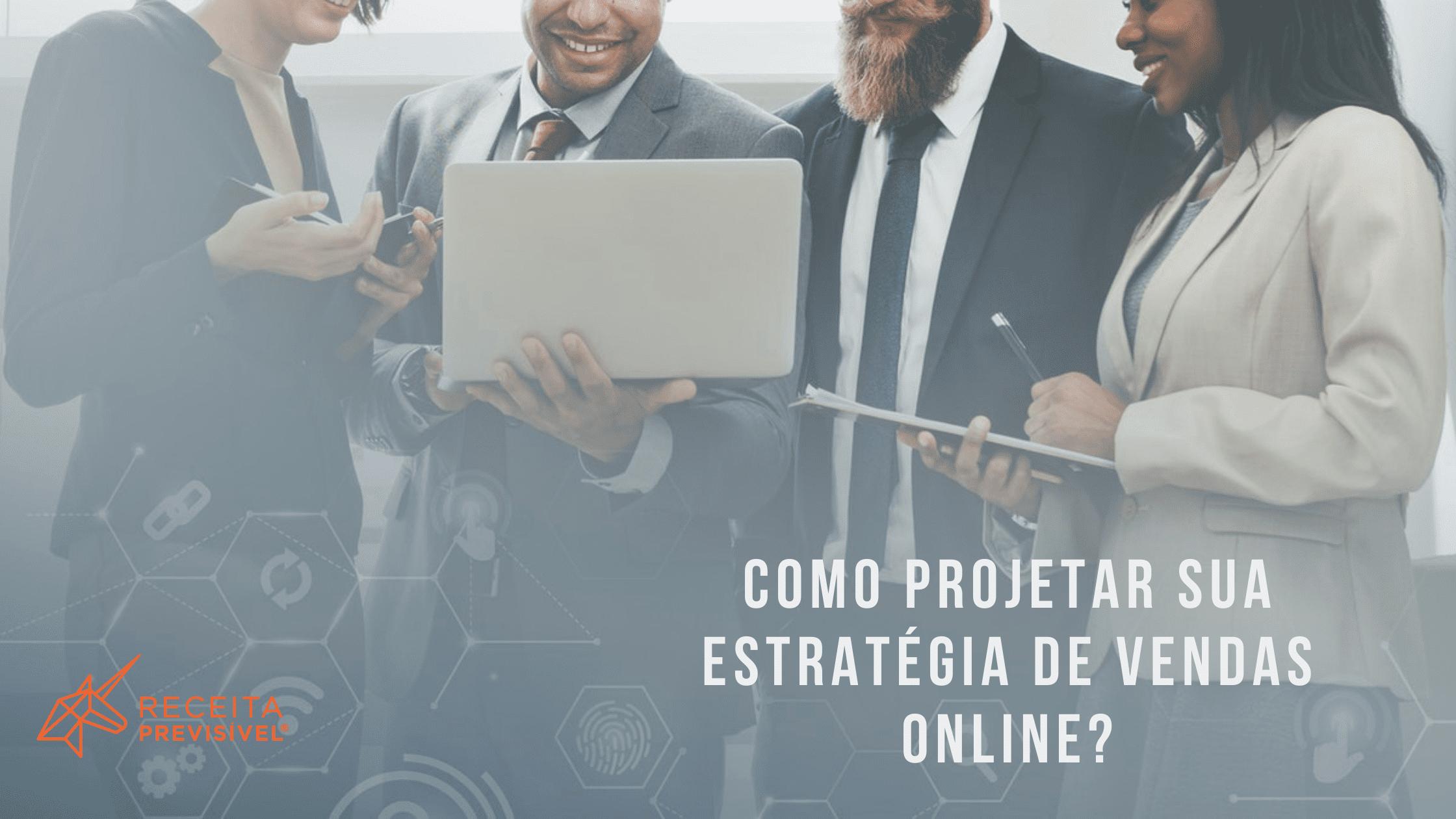 estrategia de vendas online