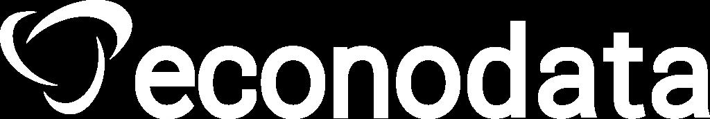 Logo Econodata branco